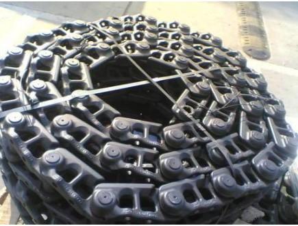 Запчасти для ремонта гусеничных траков на экскаватор Sumitomo SH220